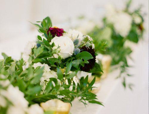 Toland Garden Wedding